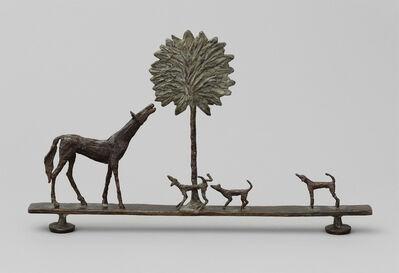 Diego Giacometti, 'La Promenade des Amis', ca. 1975