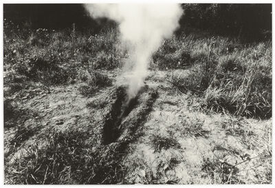 Ana Mendieta, 'Untitled (from the Silueta series)', ca. 1978