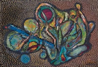 Rolph Scarlett, 'Biomorphic Abstraction', ca. 1950's