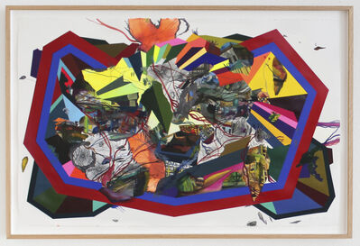 Franz Ackermann, 'Freight and cargo III', 2015