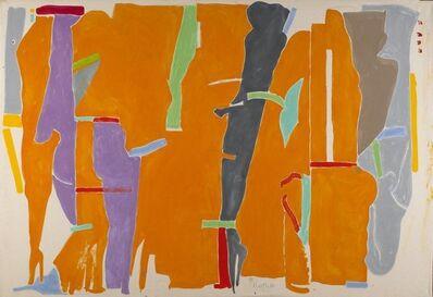 Jack Roth, 'Untitled (Rope Dancer)', 1980