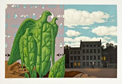 René Magritte, 'Les Grands Olseaux Sont Ceux De L'lle Du Tresor', 1968