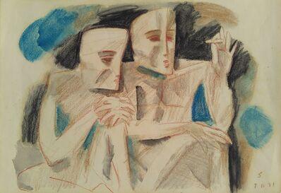 Somnath Hore, 'Untitled', 1981