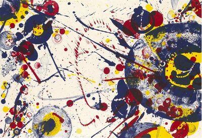 Sam Francis, 'An Other Set - Y', 1964