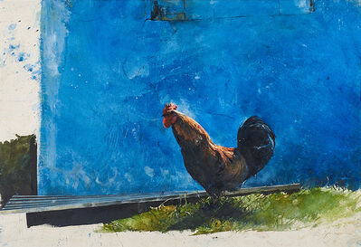 Stephen Scott Young, 'Rooster'