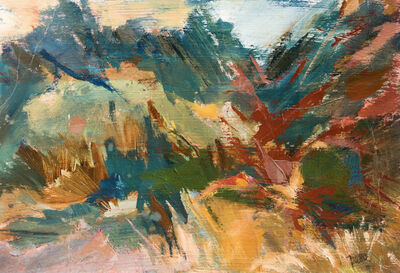 Tuëma Pattie, 'Heath End Common', 2009