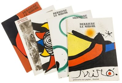 Various Artists, 'Derrière le Miroir (5 volumes)', 1963-77