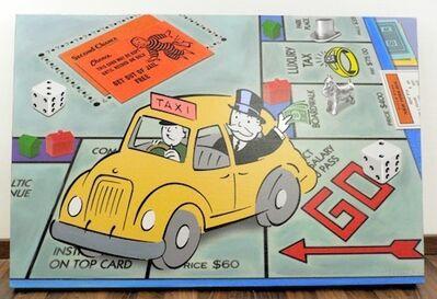Nelson De La Nuez, 'Monopoly Pass Go', 2015