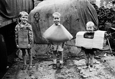 Ed van der Elsken, 'Snoekjesgracht, Amsterdam', 1961