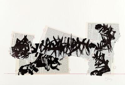 William Kentridge, 'Universal Archive: Ref. 21:C', 2012