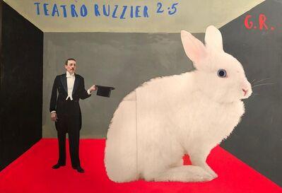 Paolo Ventura, 'Teatro Ruzzier', 2019