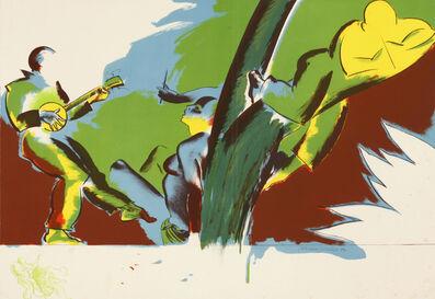 Allen Jones, 'Improvisation', 1988