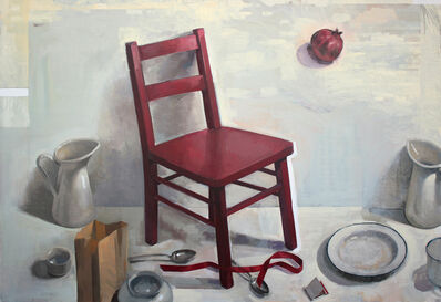 Chris Thornock, 'Mercy Seat', 2017