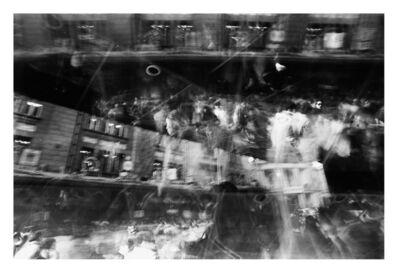 Mo Yi, 'My Illusory City No.10  我虚幻的城市 No.10', 1987