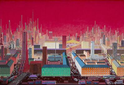 Zhang Gong, 'Metropolis No.1', 2015