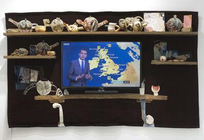 Laure Prouvost, 'The TV Mantel piece', 2016