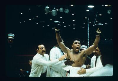 Ken Regan, 'Clay v Liston, Miami', 1964