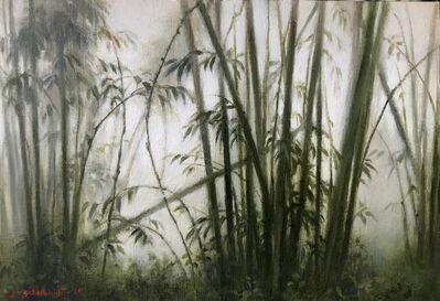 Jaco van Schalkwyk, 'Thickest Jungle, Study 3', 2019