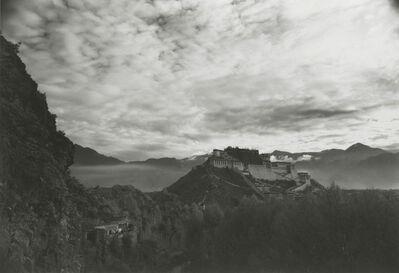 Kenro Izu, 'Lhasa #13, Potala, Tibet', 1999