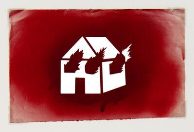 David Wojnarowicz, 'Burning House', 1981