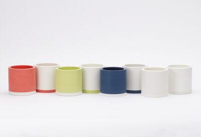 Jaejun Lee, 'Colored cylinder set', 2015