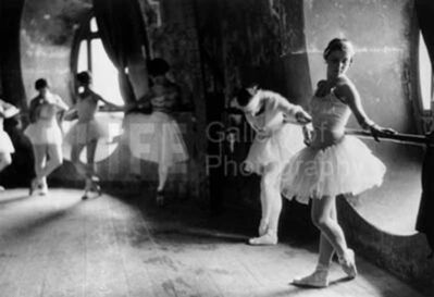 Alfred Eisenstaedt, 'Ballerinas at the Grand Opera', 1930