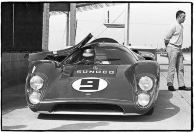 Al Satterwhite, 'Mark Donohue/Roger Penske, Sebring 12-Hour race', 1969