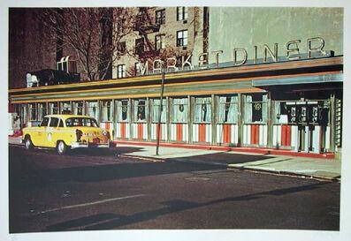 John Baeder, 'Market Diner ', 1981