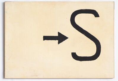 Jannis Kounellis, 'Untitled', 1961