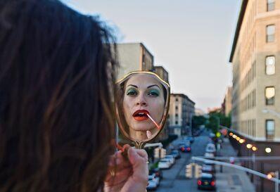 Ruben Natal-San Miguel, 'Grandma's Mirror (Where Grew Up)', 2019