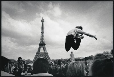 David Gamble, 'Paris Jump', 1997