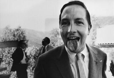 Dennis Hopper, 'Robert Rauschenberg', 1966