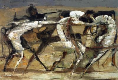 """SAM ZUMIAN, '""""Running From Shadows"""" / """"Gölgelerden Kaçış""""', 2011"""