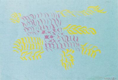 Carla Accardi, 'Senza Titolo (Giallo Rosa) - Untitled (Yellow Pink)', 1964