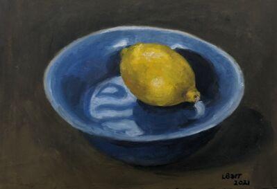 Loel Barr, 'Lonely Lemon', 2021