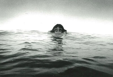Issei Suda, 'Single Track 1', 1972