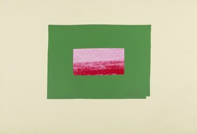 Howard Hodgkin, 'Indian View I (Heenk 19)', 1971