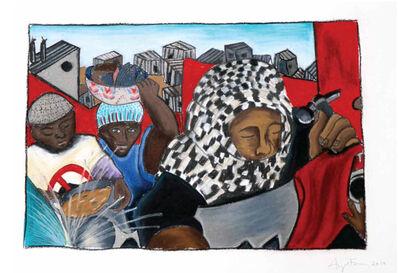 Ângela Ferreira, 'Pan African Unity Mural IX', 2019