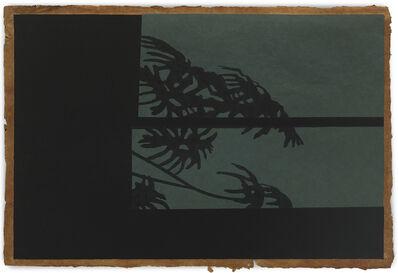 Rosalyn Bodycomb, 'insomniac print V', 2016