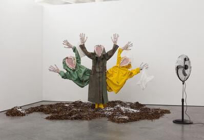 Kris Lemsalu, '3 Of Life', 2017