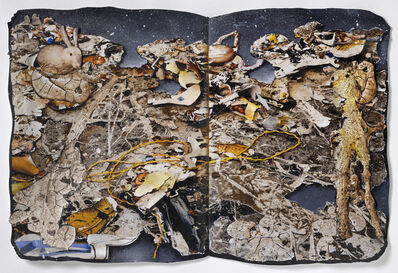Gerry Bergstein, 'Book IV, Zoology on the Planet of the Arts', 2016