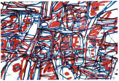 Jean Dubuffet, 'Mire G 177 (Boléro)', 1983