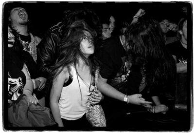 Gregory Bojorquez, 'Girl in the Front Row', 2010
