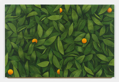 Ryan Mrozowski, 'Untitled (Orange)', 2018