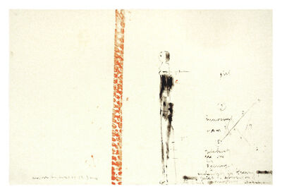 Anton Heyboer, 'Innocent Man', 1974