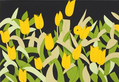 Alex Katz, 'Alex Katz, Yellow Tulips', 2014