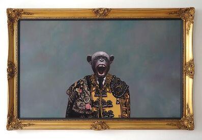 Daniel Sueiras Fanjul, 'The Bullfigther', 2020