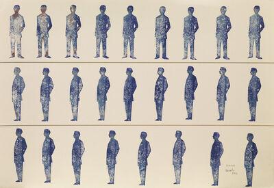 Renato Mambor, 'Timbri', 1964