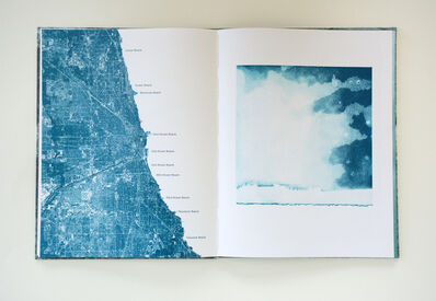 Mary Clare Butler, 'Inland Sea, Off-set book', 2016