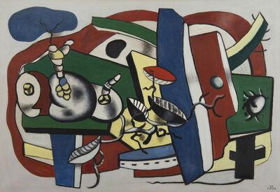 Fernand Léger, 'Nature morte aux trois fruits', 1939